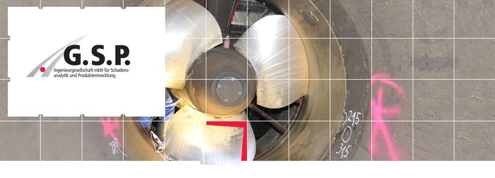 Gutachten an Maschinen und Anlagen